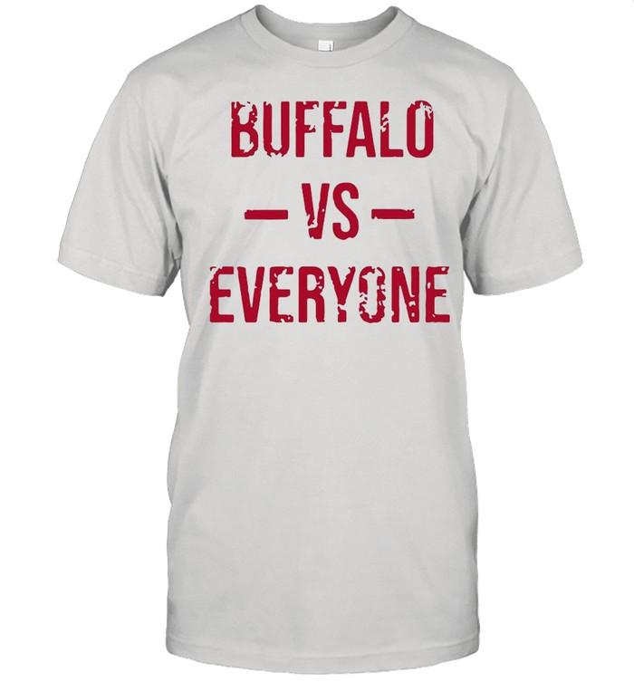 Buffalo Bills Vs Everyone 2021 shirt Classic Men's T-shirt