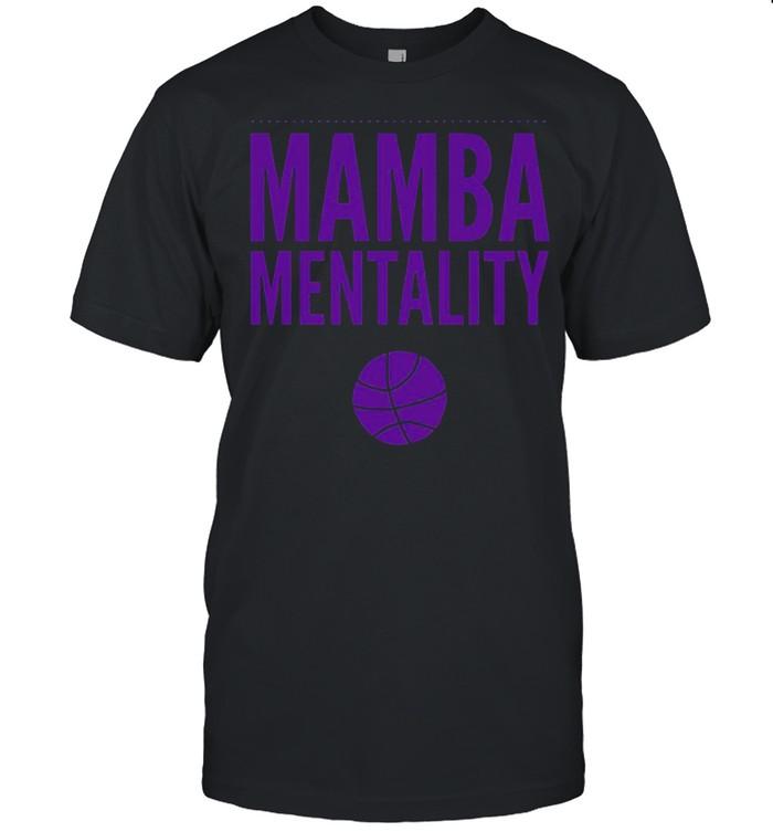 Mamba Mentality 2021 shirt Classic Men's T-shirt