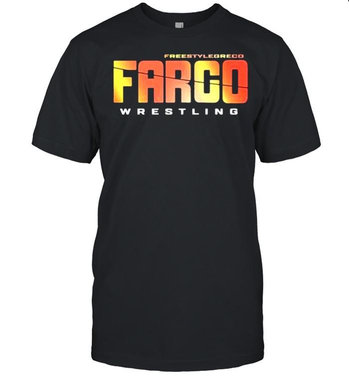 Fargo funky shirt Classic Men's T-shirt