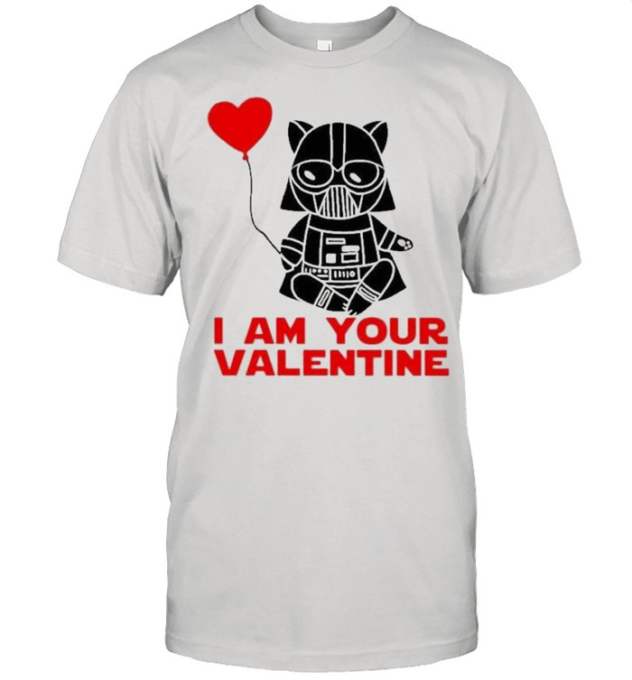 I am your valentine shirt Classic Men's T-shirt