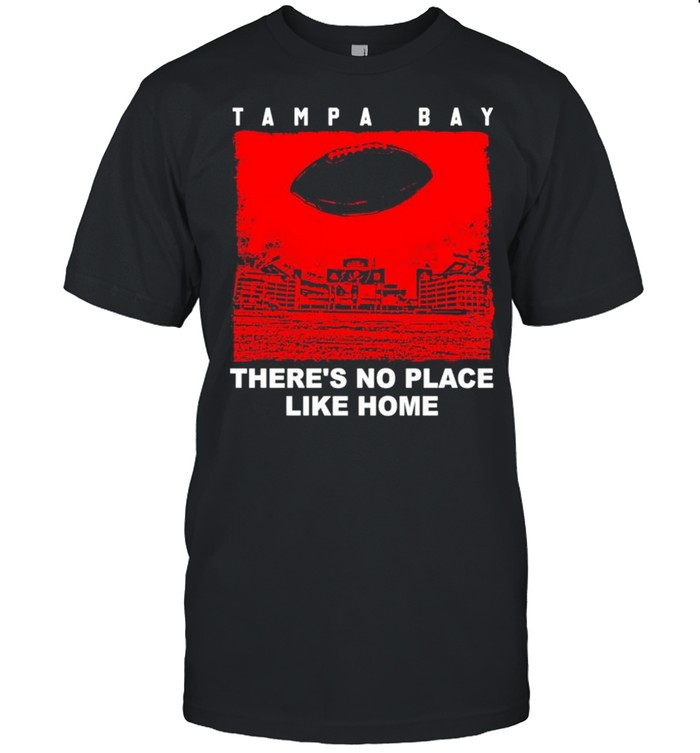 Tampa Bay theres no place like home shirt Classic Men's T-shirt