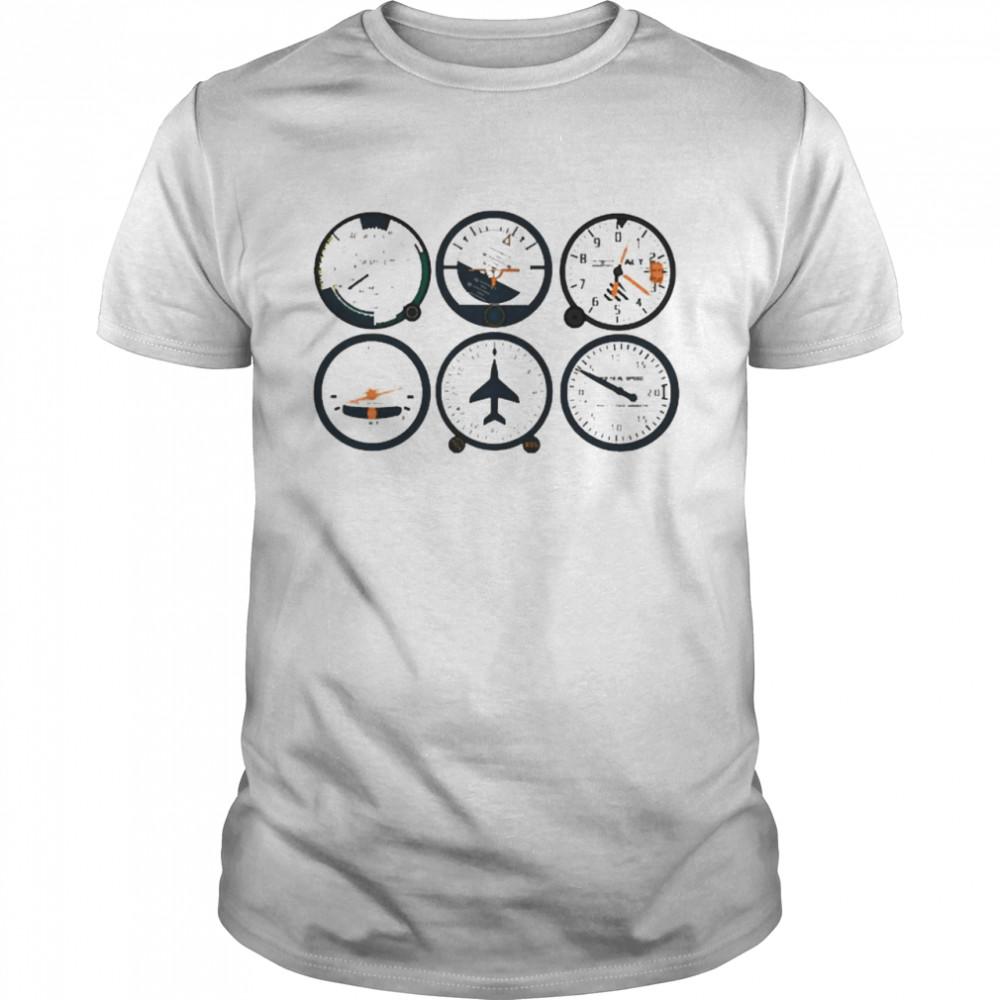 State Control Plane Pilot shirt Classic Men's
