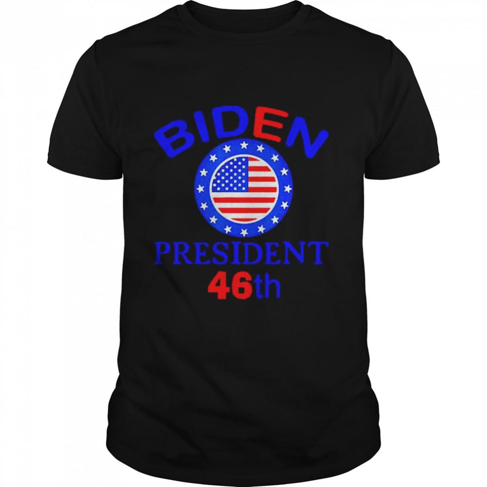 Biden Harris Starts Now 01-20-2021 Inaugural shirt Classic Men's