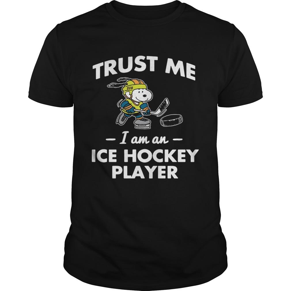 Trust Me I Am An Ice Hockey Player shirt Classic Men's