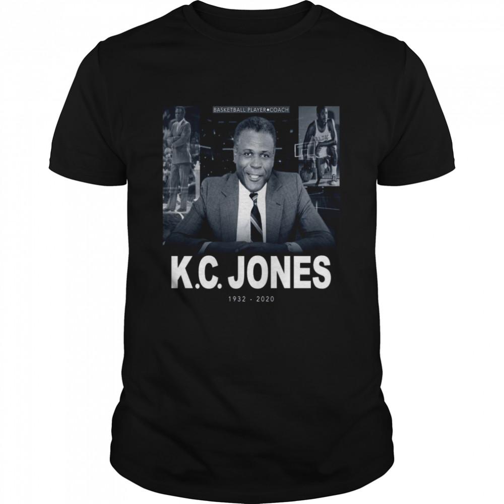 Bill Russell Kc Jones 1932 2020 shirt Classic Men's