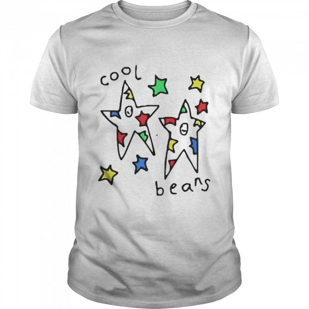 Cool Beans Star Colors shirt Classic Men's