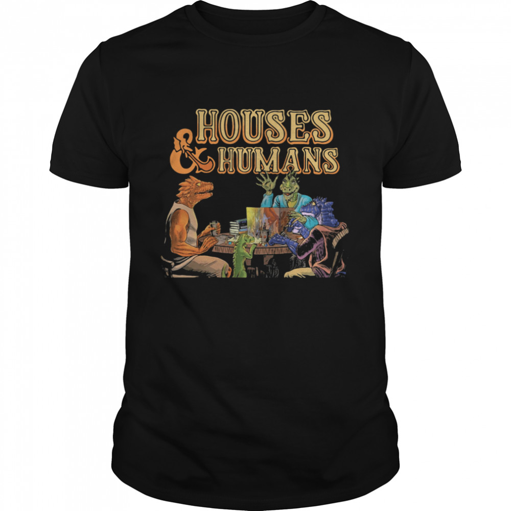 Houses And Humans shirt Classic Men's