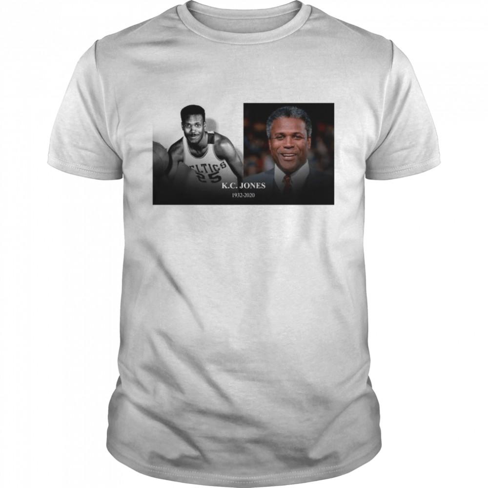 Legend K c Jones Died 1932 2020 shirt Classic Men's