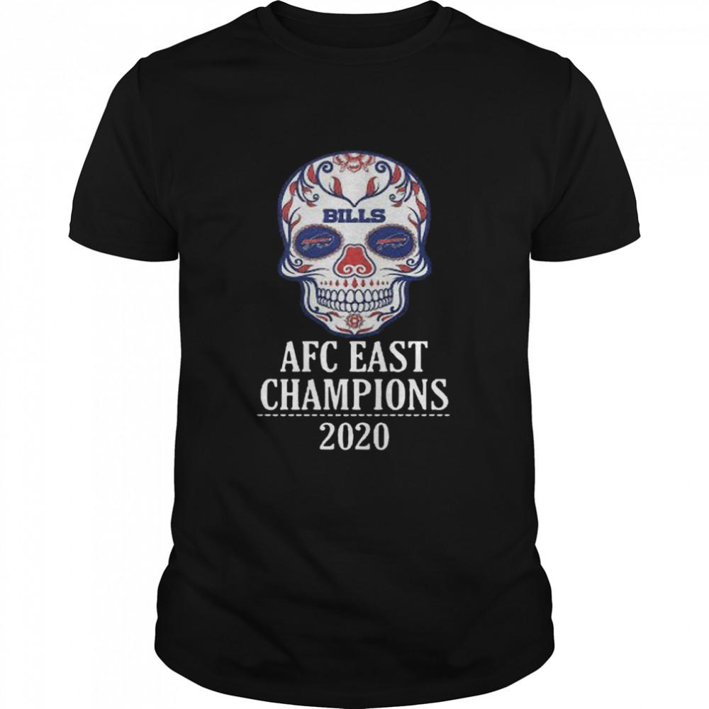 Bills Afc East Champions 2020 shirt Classic Men's