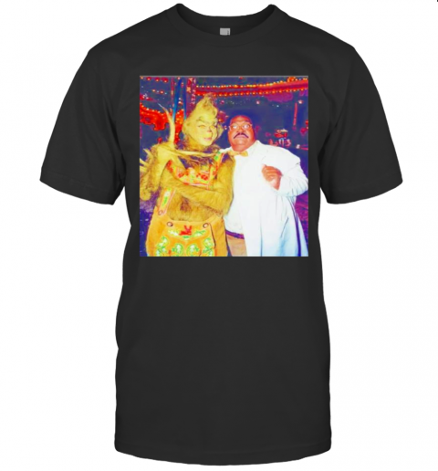 Jim Carrey And Eddie Murphy shirt Classic Men's