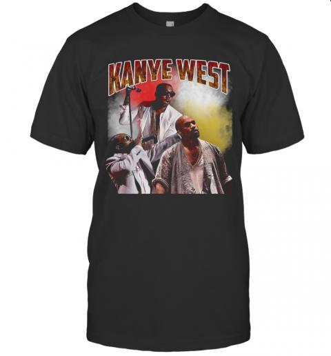 Kanye West Hip Hop Rap Vintage 90S shirt Classic Men's