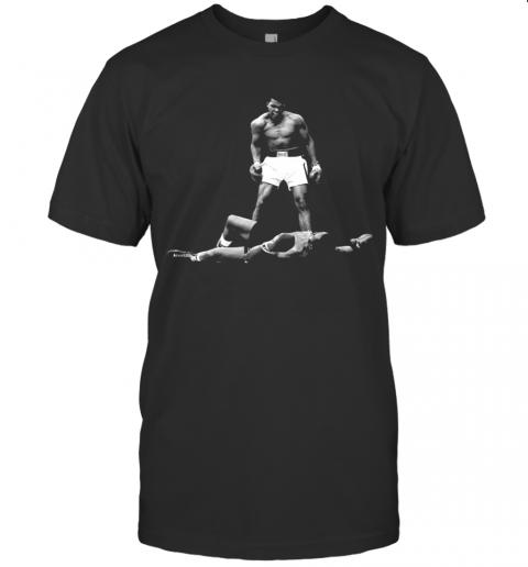 Muhammad Ali Standing Over shirt Classic Men's