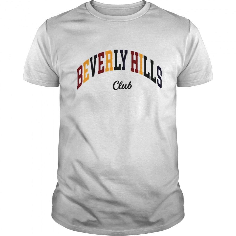 Beverly hills club shirt Classic Men's