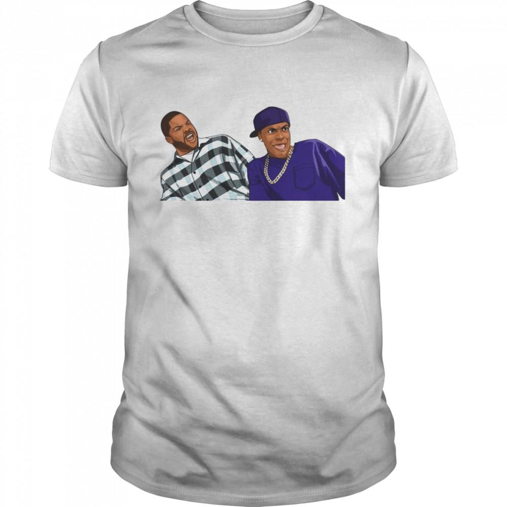 Friday Daaamn shirt Classic Men's