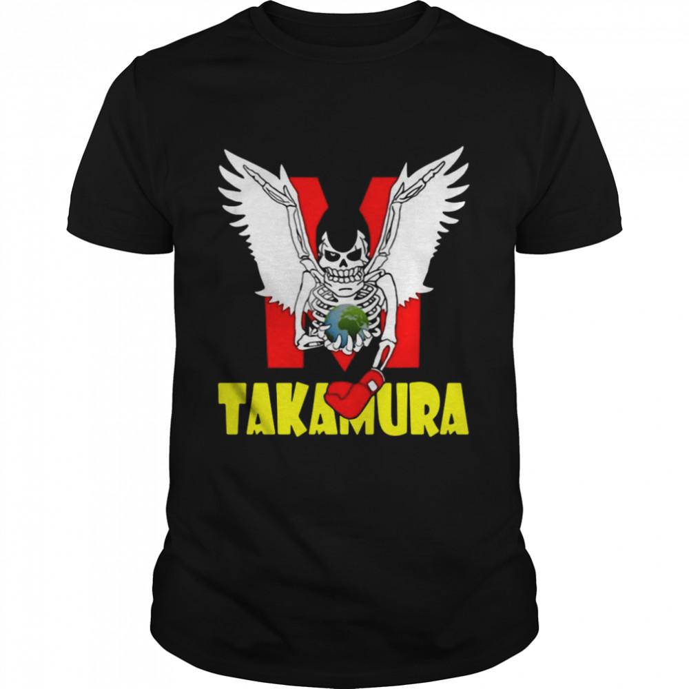 Hajime No Ippo Takamura shirt Classic Men's