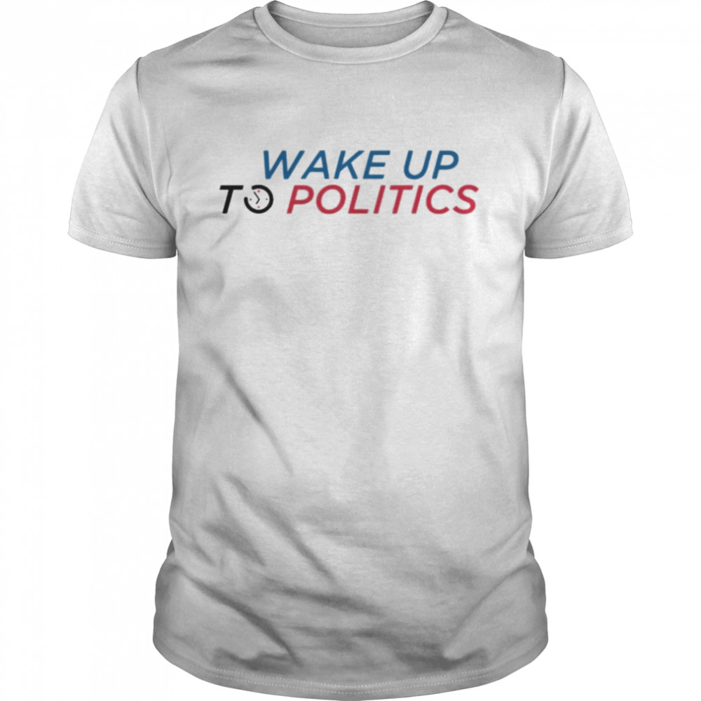 Bonfire wake up to politics shirt Classic Men's