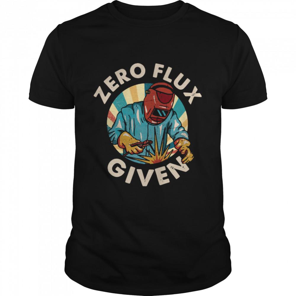 Welder Zero Flux Given shirt Classic Men's