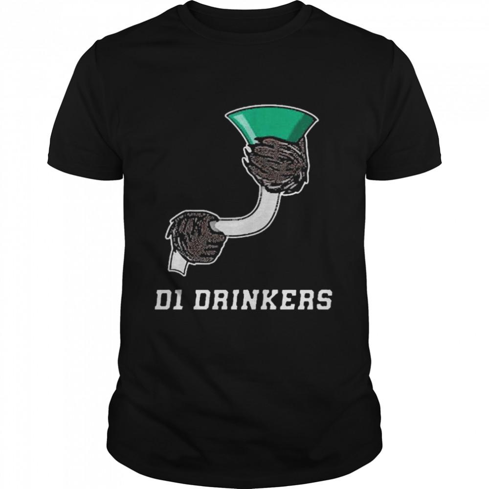 D1 Drinkers 2020 shirt Classic Men's