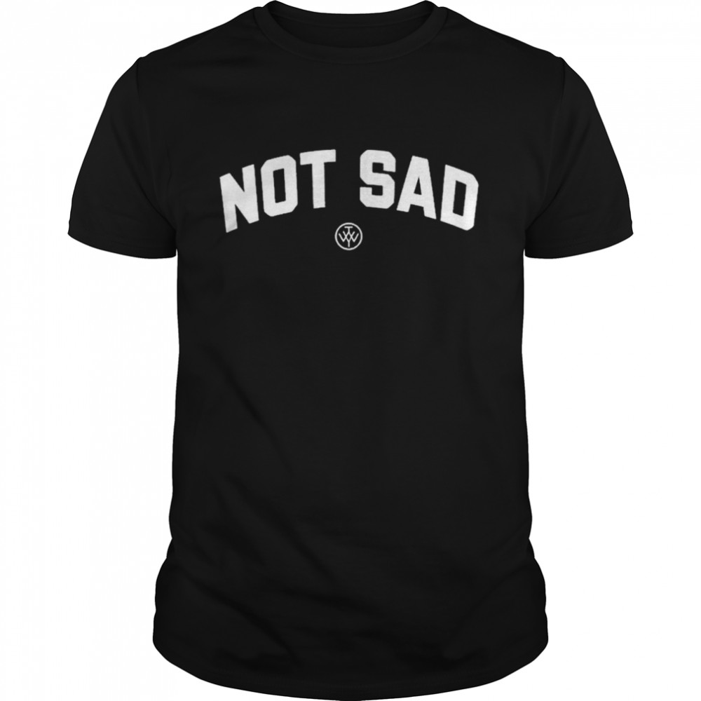 Not Sad shirt Classic Men's