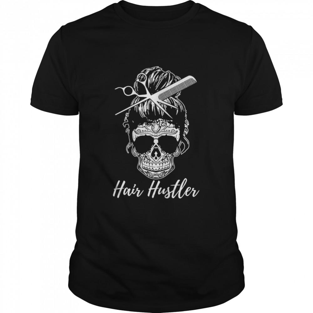 Skull Sugar Girl Hair Hustler shirt Classic Men's