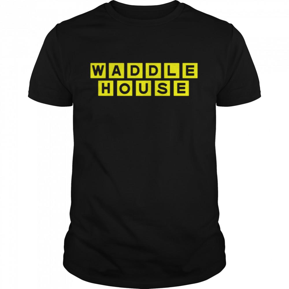 Waddle house shirt Classic Men's
