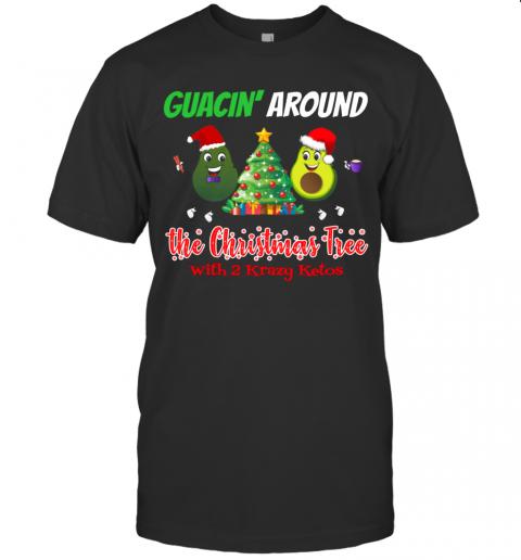 Guacin Around The Christmas Tree With 2KK shirt Classic Men's