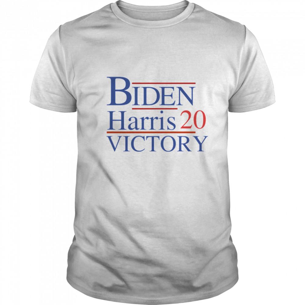 Joe Biden Kamala Harris Victory 2020 Election shirt Classic Men's