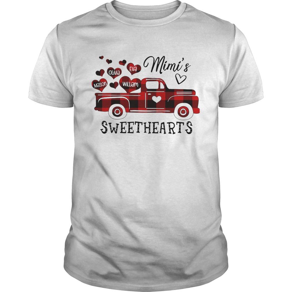 Nanas Sweethearts shirt Classic Men's