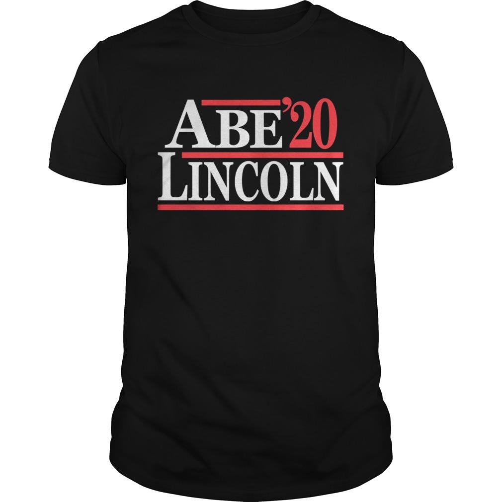 Abe Lincoln 2020 shirt Classic Men's