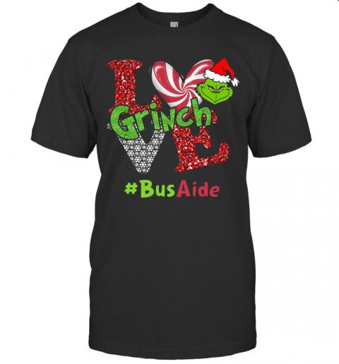 Love Grinch #Busaide Christmas shirt Classic Men's