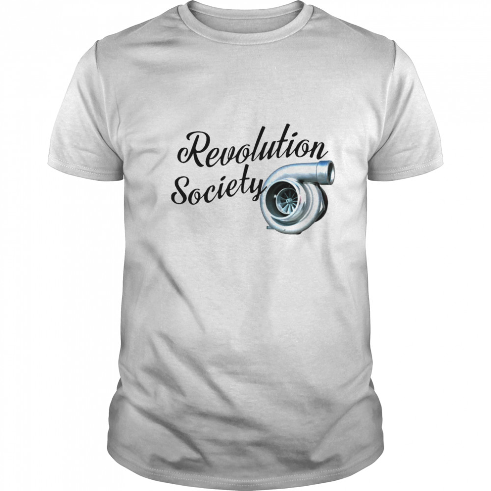 Revolution Society shirt Classic Men's