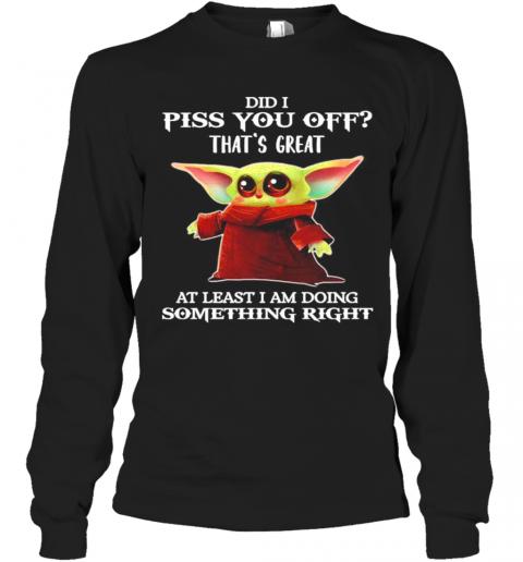 T-Shirt Long Sleeved