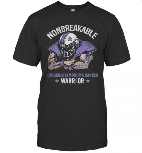 Nonbreakable Hodgkins Lymphoma Cancer Awareness shirt Classic Men's