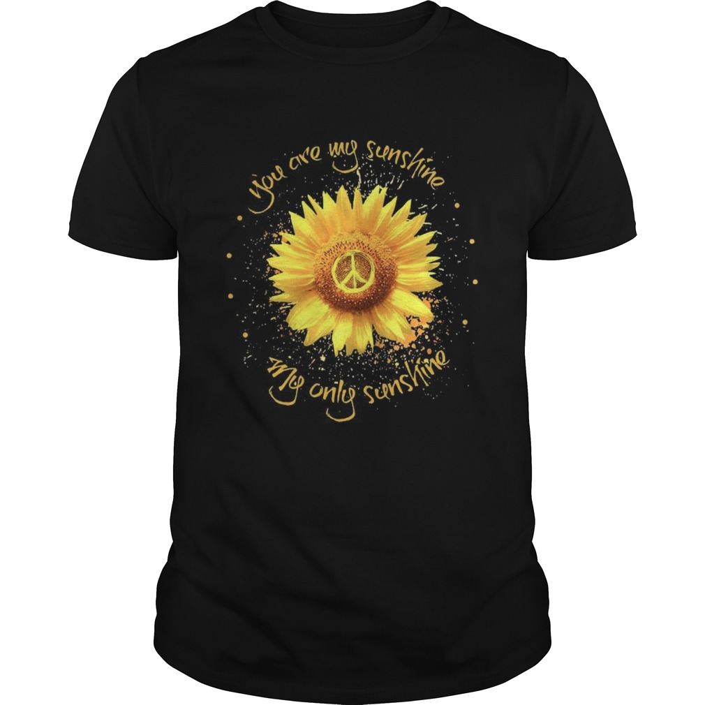 You Are My Sunshine My Only Sunshine shirt Classic Men's