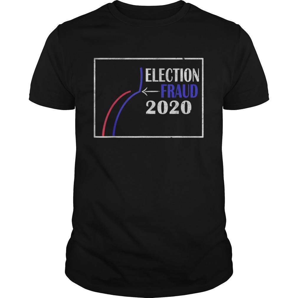 Election Fraud 2020 Election 2020 Fraud Political shirt Classic Men's