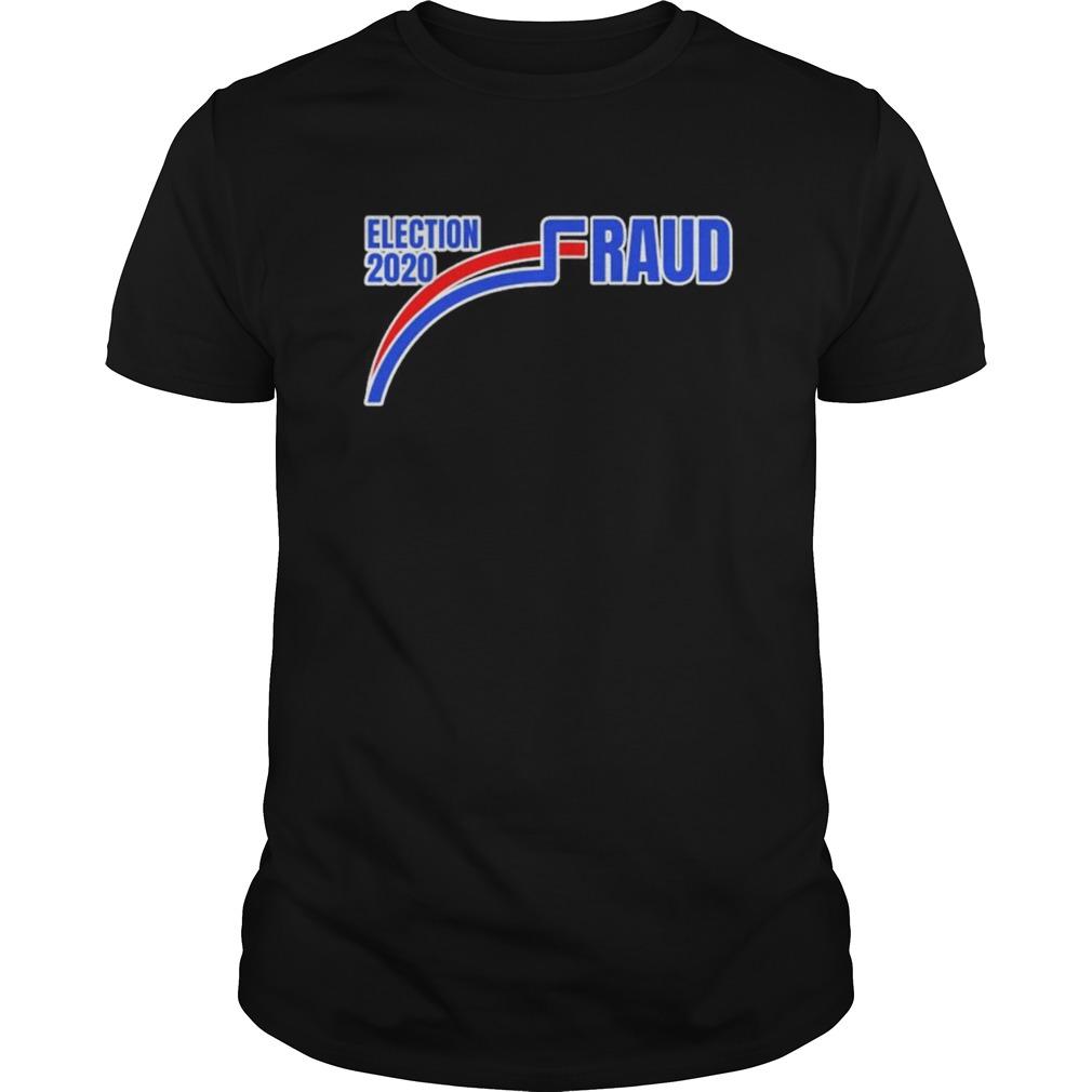 Election 2020 Fraud American Joe Biden shirt Classic Men's