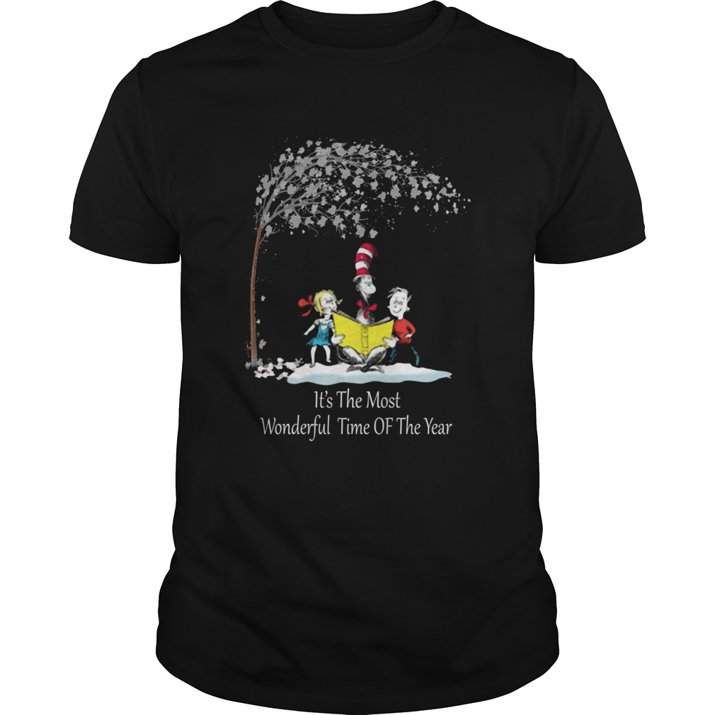 Its The Most Wonderful Time Of The Year Christmas shirt Classic Men's