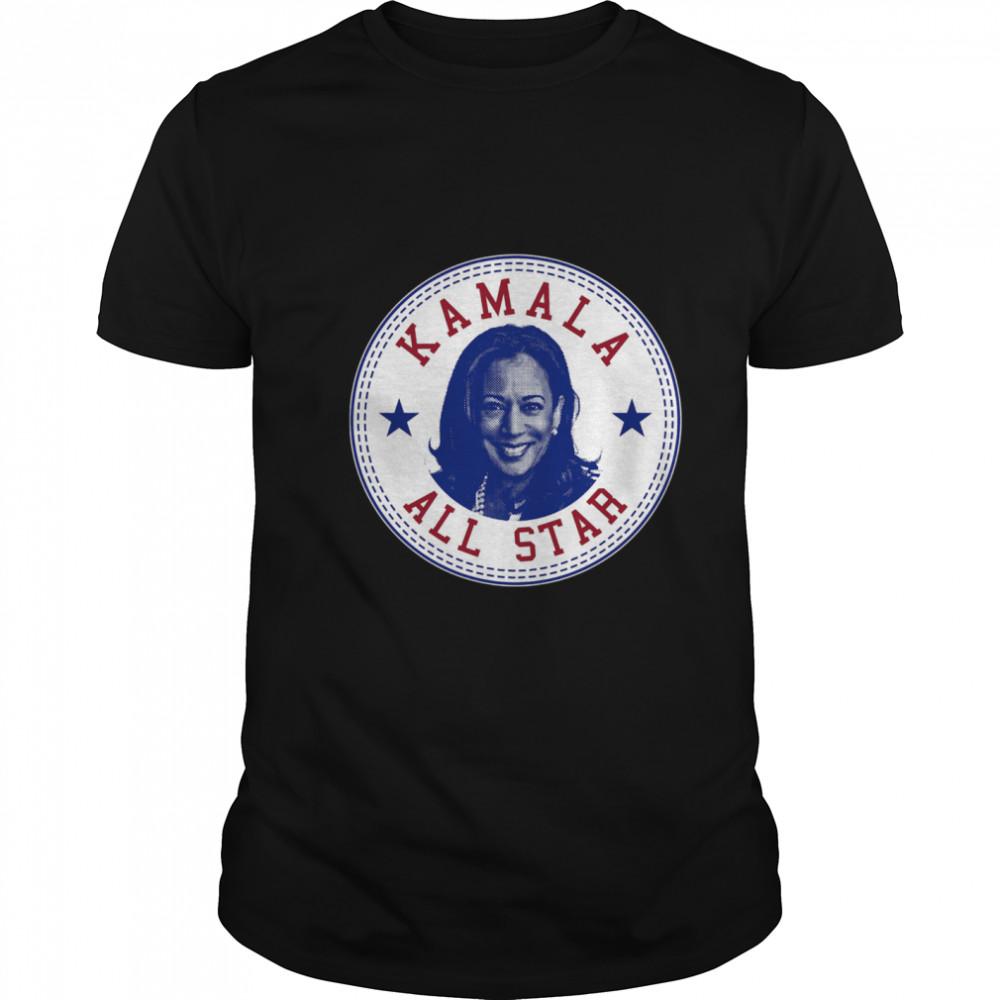 Kamala Harris Converse All Star shirt Classic Men's