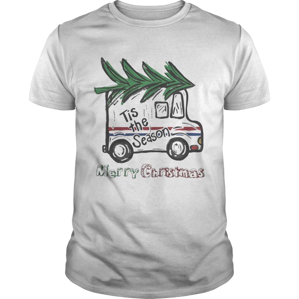Merry christmas tis the season shirt Classic Men's
