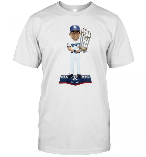 17 Joe Kelly Los Angeles Dodgers 2020 World Series Champions shirt Classic Men's