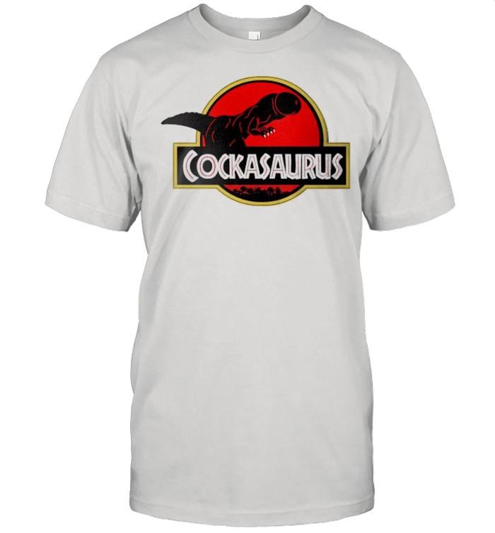 Dinosaur Cockasaurus shirt Classic Men's T-shirt