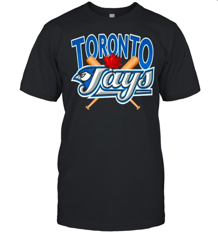 Toronto Blue Jays MLB Crewneck shirt Classic Men's T-shirt