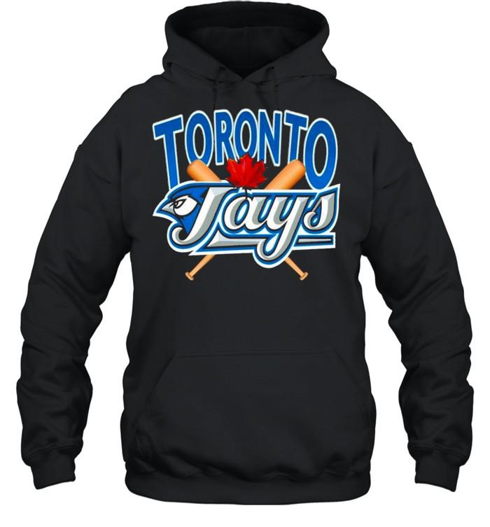 Toronto Blue Jays MLB Crewneck shirt Unisex Hoodie