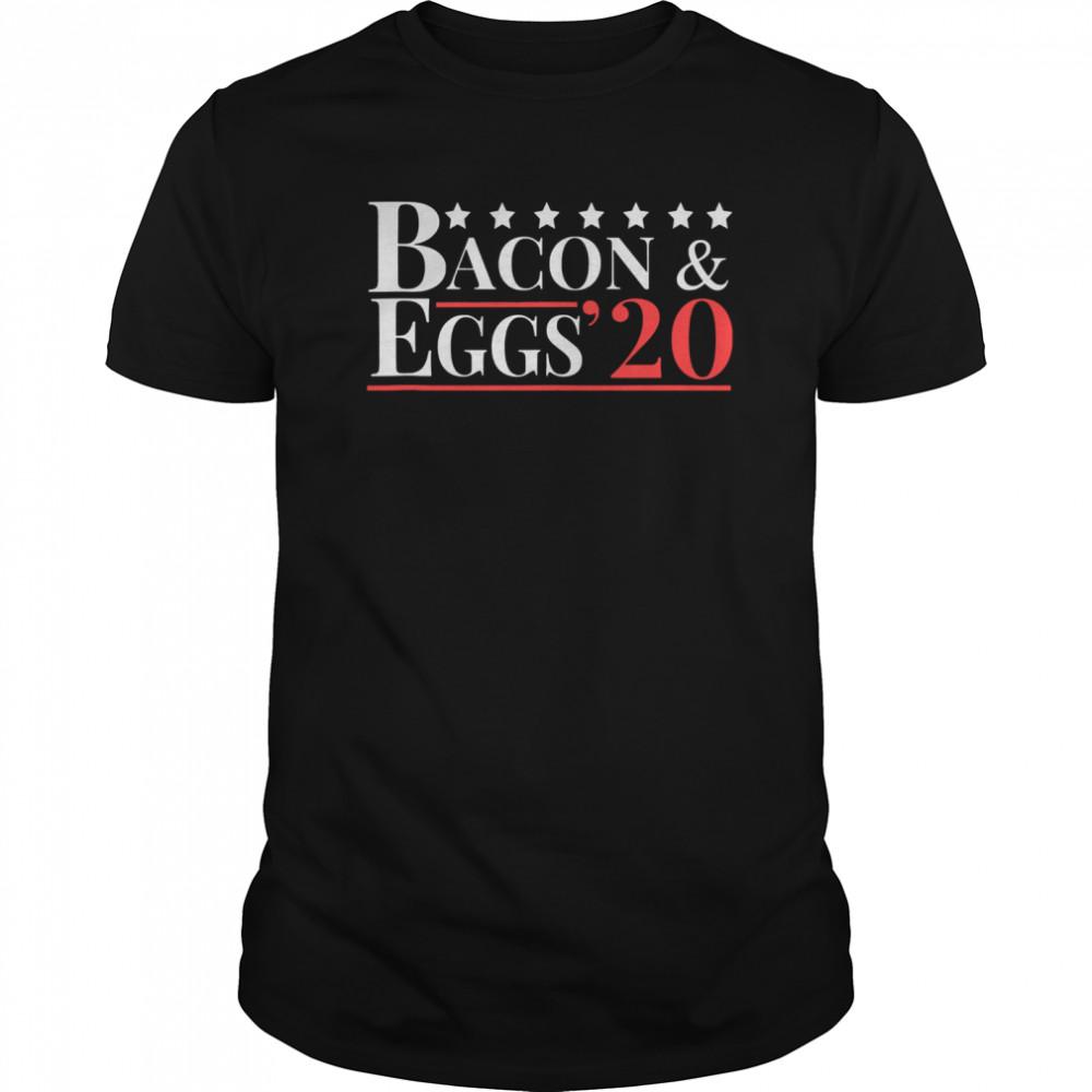 Bacon & Eggs 2020 shirt Classic Men's