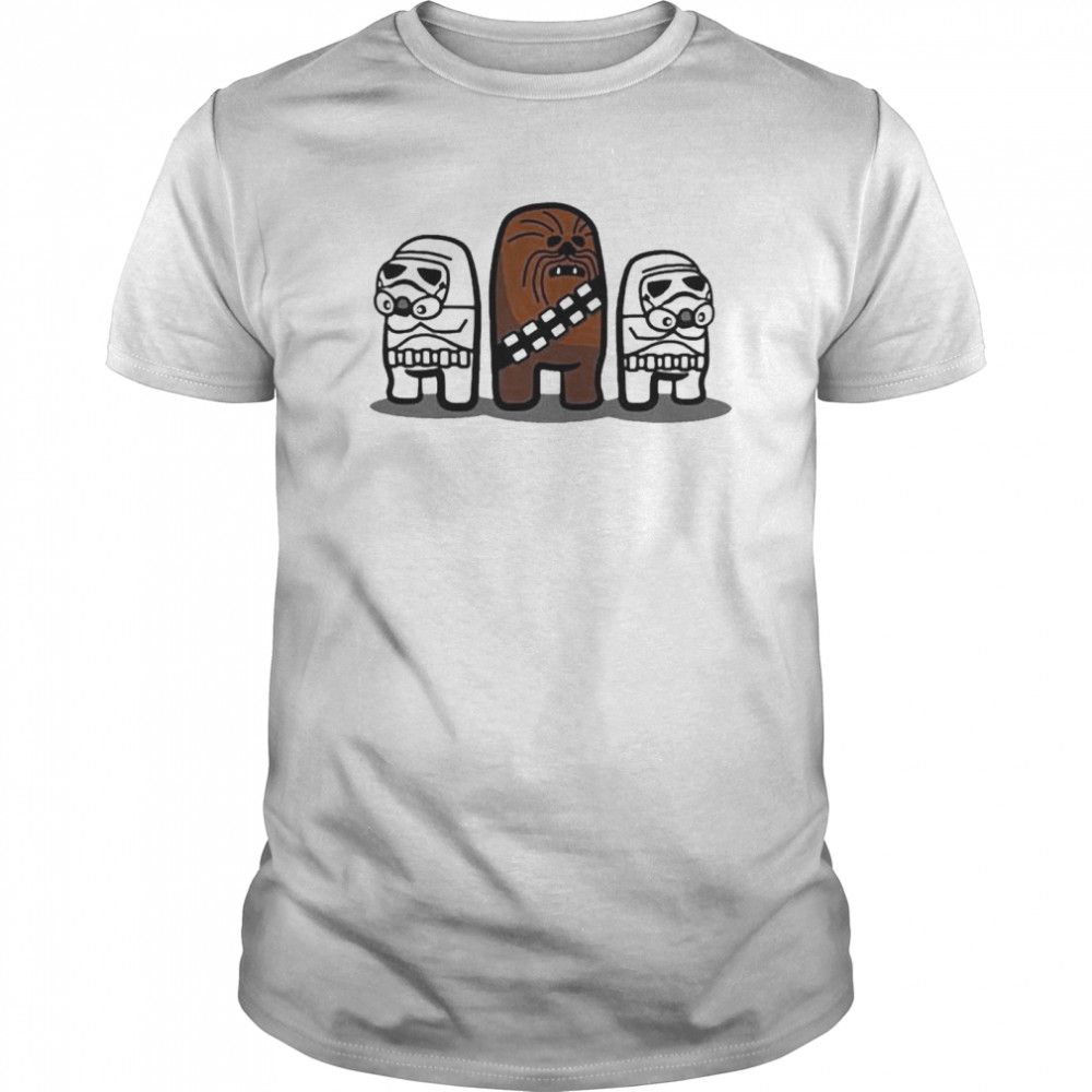 Imposter Troopers Among Us shirt Classic Men's