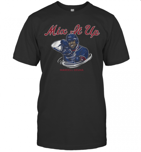 Marcell Ozuna Mix It Up Atlanta shirt Classic Men's