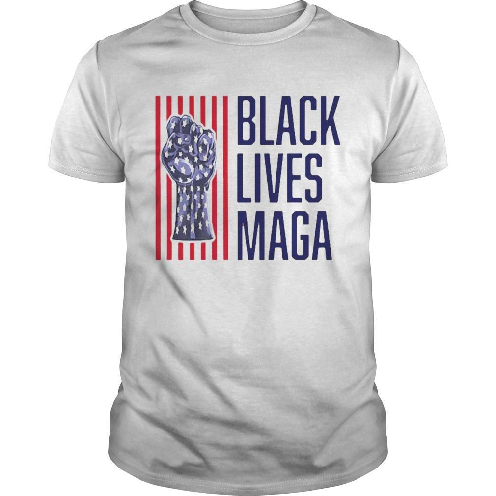 Black Lives MAGA shirt Classic Men's