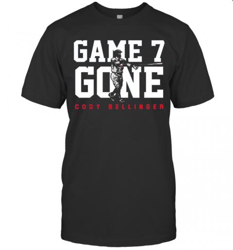 Cody Bellinger Game 7 Gone shirt Classic Men's
