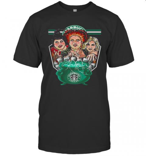 Hocus Pocus Starbucks Coffee Halloween shirt Classic Men's