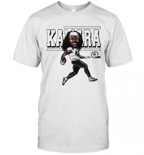 Alvin Kamara Cartoon shirt Classic Men's
